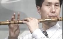 名师教音乐笛子基础教程10