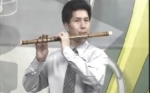 名师教音乐笛子基础教程09