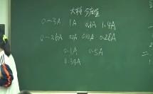 初中物理_沪科2011课标版_第四节 科学探究:串联和并联电路的电流