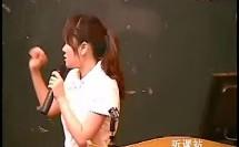2011深圳市信息技术教师说课《PowerPoint自定义动画》说课视频,海天版
