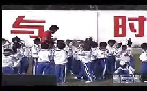 海南省第四届小学体育优质课视频《模仿动物爬行》