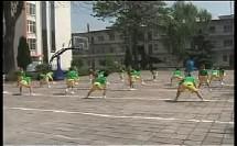 第五届全国中小学体育教学观摩展示活动评优课参评录