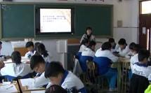 2015一师一优课《那时、那情、那境——读赏《梅花》》北京版语文七上,潞州中学:宋会青