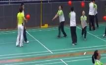 七年级体育《排球正面双手垫球》教学视频,重庆市,2015年部级优课评选入围视频