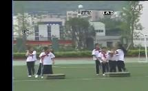 小学体育《立定跳远》省级优课视频,四川省