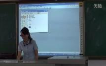 高中信息技术课例《利用数据库管理大量信息》【苏芊莳】(2013年海南省普通高中信息技术与通用技术教师课堂教学评比活动)