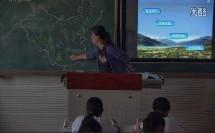 初二地理《地形与地势》公开课教学视频, 李珺