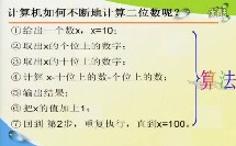 1.1.2 计算机解决问题的过程(高中信息技术_教科2003课标版_选修1 算法与程序设计)