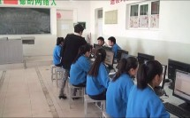 三、设置动画效果(高中信息技术_人教课标版_《信息技术》信息技术基础分册)