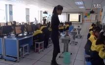 二、设置对象的动画效果(小学信息技术_北京2001课标版3~6年级用_第2册)