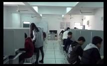 任务二建立空数据库(高中信息技术_沪科教2003课标版_选修4)