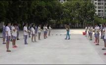 《排球正面双手垫球技术》教学课例-体育五年级,北京师范大学南山附属学校:黄晓晖