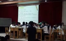 高中化学课例7《探究影响化学反应速率的因素》(2009年海南省高中化学课堂教学评比活动)