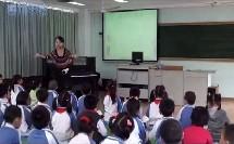 小学一年级音乐公开课《左手和右手》课堂实录2(小学音乐研讨课例选录)