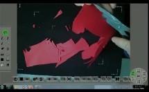人教课标版小学美术四年级下册《对称的美》省级优课-黑龙江(全国小学美术省部级优课评选活动入围课例)