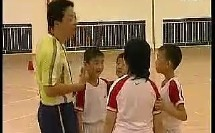 小学二年级体育《走和跑综合活动》(小学体育教学研讨课例选录)