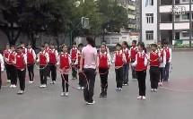 小学五年级体育《呼啦圈律动》省级优课-重庆市(全国小学体育省部级优课评选活动入围作品)