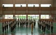 八年级体育《健身拳及操》(初中体育名师工作室优秀课例示范教学实录)