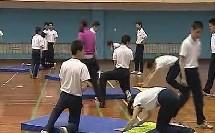 八年级体育《垫上运动》(初中体育名师工作室优秀课例示范教学实录)