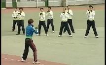 八年级体育《搏击操》(初中体育名师工作室优秀课例示范教学实录)