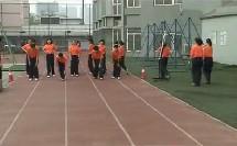 八年级体育《途中跑》(初中体育名师工作室优秀课例示范教学实录)