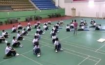 初中七年级体育《肩肘倒立、素质练习》(初中体育名师工作室优秀课例示范教学实录)