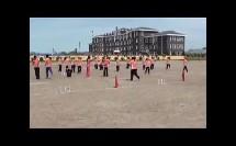 初中八年级体育《陶力棒》(初中体育名师工作室优秀课例示范教学实录)