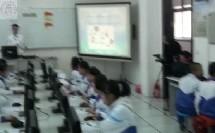 Scratch中角色的动作与控制课堂实录