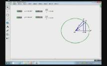 紫金港中学郑惠娟初三数学《1.2锐角三角函数的计算(1)》