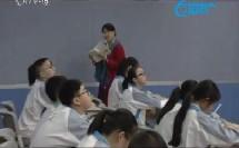 文晖中学钱汝琦讲解初二语文《喂——出来》
