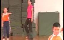 第五届全国小学体育教学观摩课接力跑