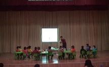 大班科学活动《 燃烧的蜡烛 》【杨春学】(幼儿园课堂教学优秀课例展示活动)