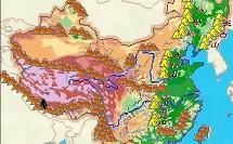 人教版_八年级上册_第二章 中国的自然环境_第一节 地形和地势_中国的主要山脉微课