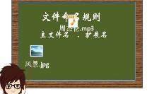 初中_信息技术_认识文件的扩展名微课