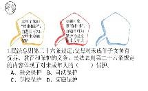 初中_政治(思想品德)_未成年人的四种保护的区别微课