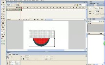 闽教版_六年级上册_第10课 逐帧动画_逐帧动画-制作《吃西瓜》动画微课