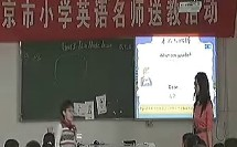 小学五年级牛津英语5a《unit 3 at a music lesson part bcd