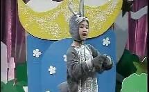 中小学语文课本剧 小白兔和小灰兔 手捧空花盆的孩子