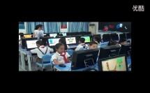 三年级信息技术《画图软件-绘制创意机器人》教学视频,深圳新媒体应用大赛获奖视频