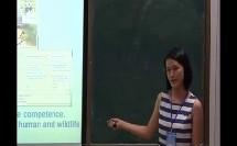 高中英语《Unit 4》说课视频+模拟上课视频,肖李文,广西师范生教学技能大赛