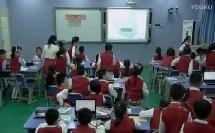 人教版小学品德与社会《购物场所我知道》教学视频,重庆市
