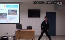 初中体育说课视频《耐久跑-肺活量训练》