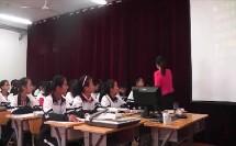10月22上午第三节,初中语文《喂——出来》教学视频,山东省优质课肥城市会场视频
