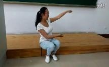 幼儿大班艺术领域《粉刷匠》试讲视频
