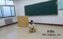 学前教育16班:幼儿小班艺术领域《我爱我的小动物》试讲视频3