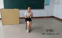 学前教育15班:幼儿中班语言领域《说相反》视频