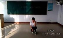 学前教育14班:幼儿小班健康领域《我的眼睛》试讲视频