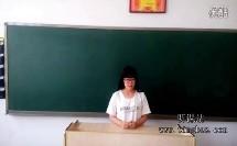 学前教育13班:幼儿中班社会领域《过马路》说课视频