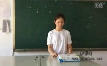 学前教育13班:幼儿中班艺术领域《粉刷匠》说课视频