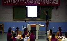 小学综合实践《走进缤纷的卡世界》教学视频2,2015小学综合实践活动教学基本功大赛